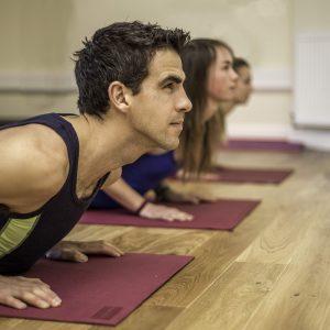Yoga Redpoint Bristol Fitness